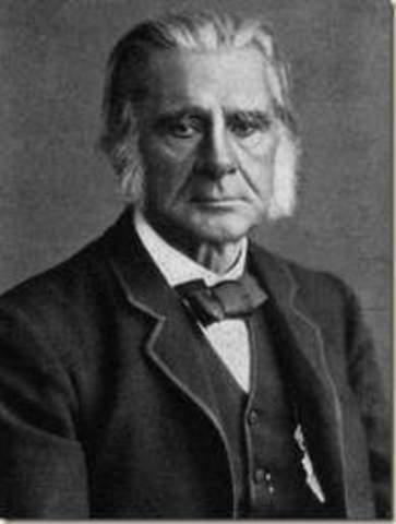 THOMAS HENRY HUXLEY (1825 - 1895)