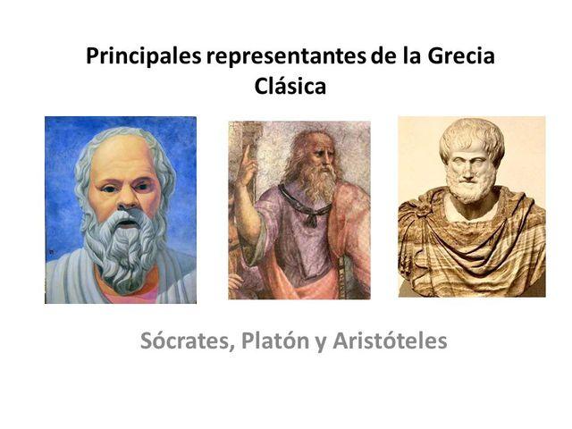 La lingüística en la época griega