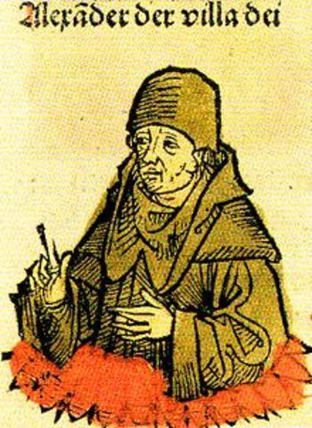 Estudios del latín Alexander de Villa Dei