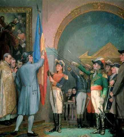 Formación del Colegio Constituyente de Cundinamarca.