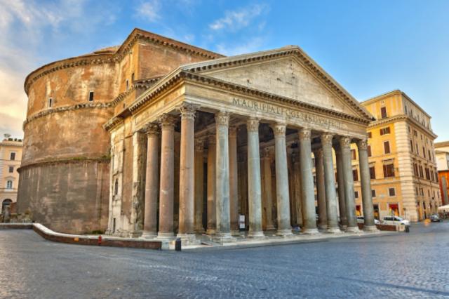 Restauraciones del Panteón