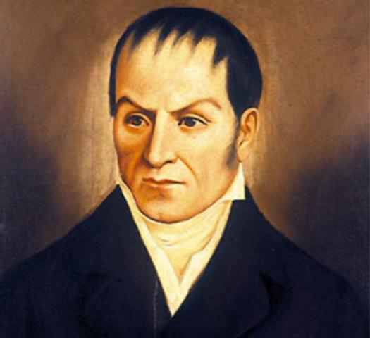 Los patriotas al mando de Custodio García Rovira