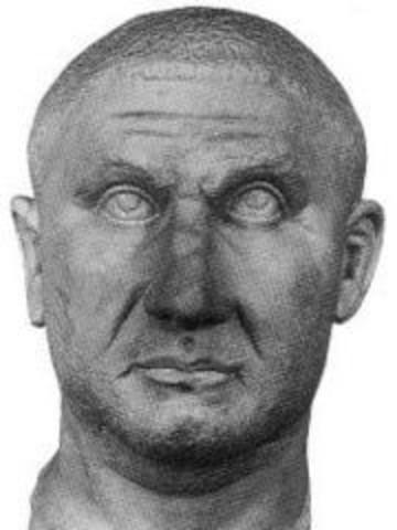 Constantino emperador único de Roma