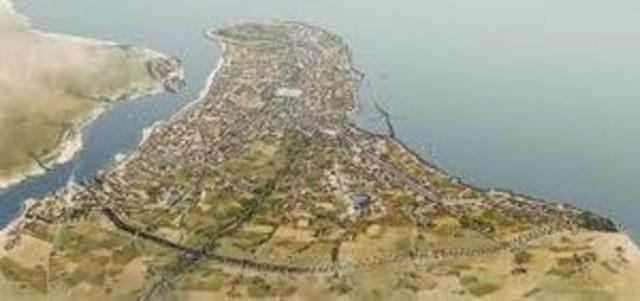 Fundación de Constantinopla
