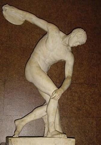 Los distintos encuentros deportivos griegos, incluyendo los Juegos Olímpicos, son suprimidos para siempre