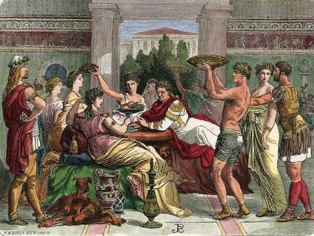 La edad antigua: La Roma imperial