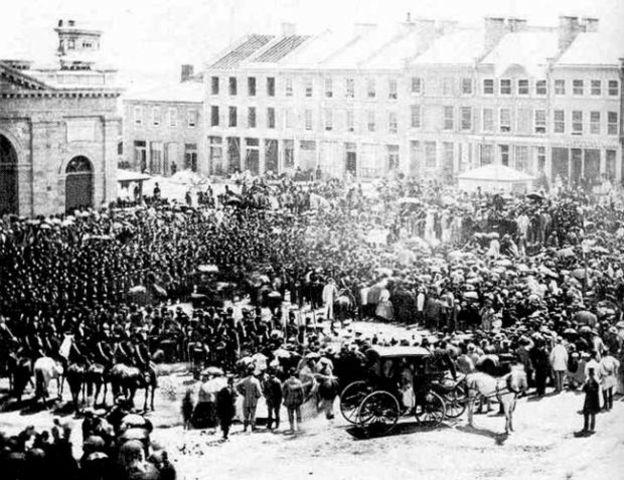 Siglo XIX Año 1867