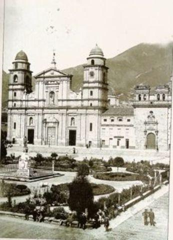 Siglo XIX En colombia
