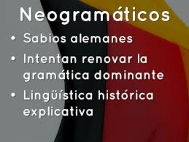 Los Neogramáticos