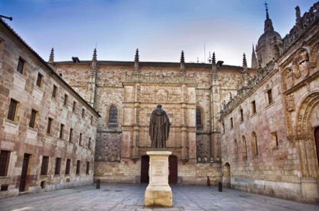 Creacion de la universidad de Salamanca