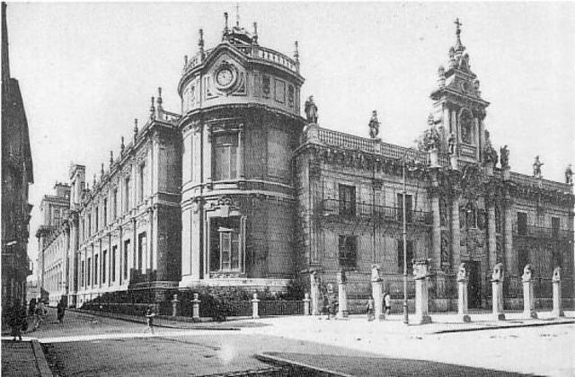 Creación de la universidad de Valladolid