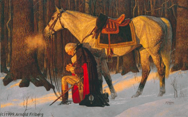 Valley Forge, 1777-1778