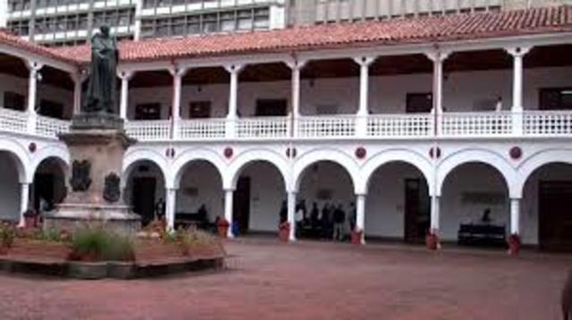 SIGLO XX 1900- 2000 UNIVERSIDAD DEL ROSARIO