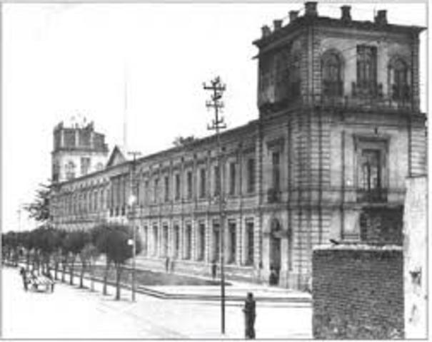 Instituto Científico y Literario de Toluca.