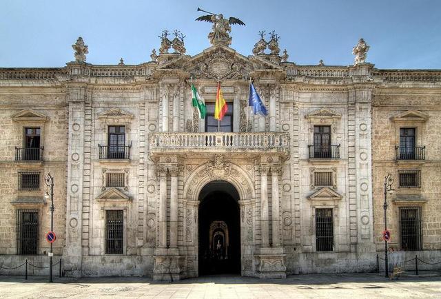 creación de la universidad de Sevilla