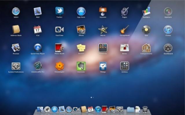 2011: Mac OS X 10.7 Lion
