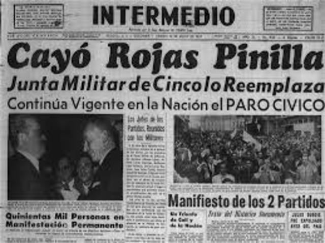 1957 UNIVERSIDAD DEL ROSARIO