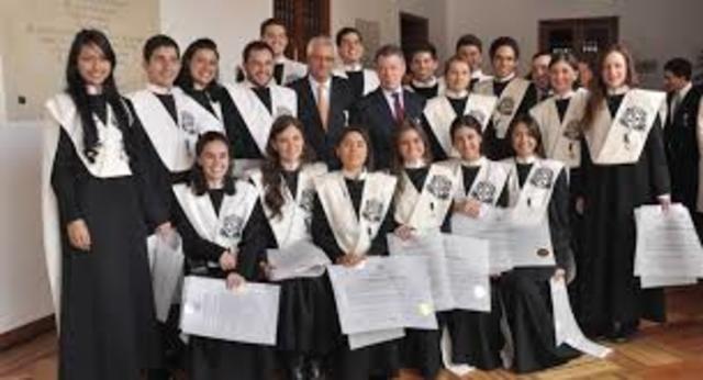 2010 - Actualidad UNIVERSIDAD DEL ROSARIO