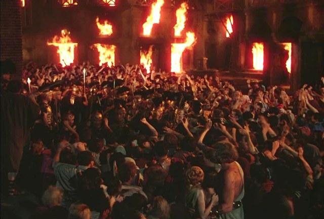Se quema Roma