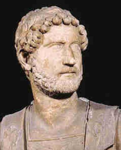 Muerte de Adriano