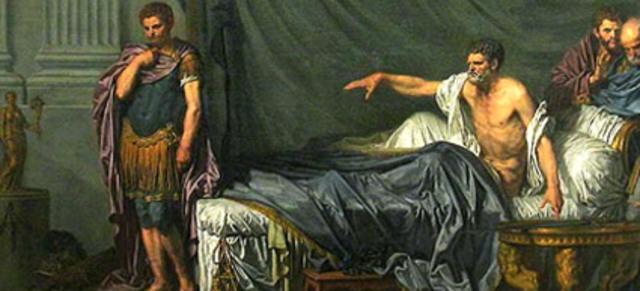 Muerte de Caracalla