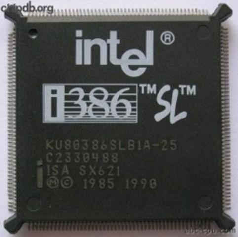 Intel 386 SL