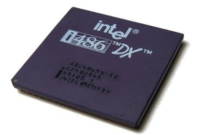 Intel 486 Dx