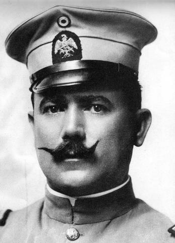 Toma de presidencia de Álvaro Obregón