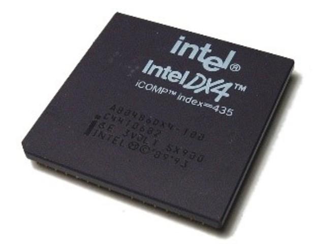 Intel 486 Dx4