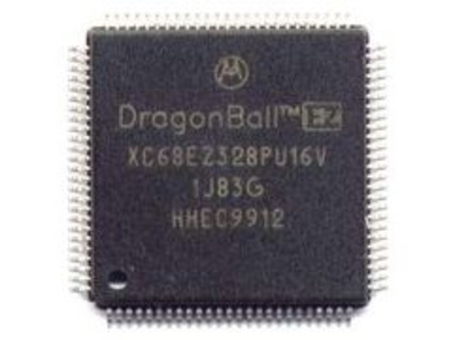 Motorola dragonball (68328)