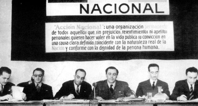 Creación de la Unión Nacional