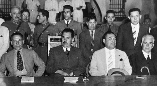 Acciones de Cárdenas