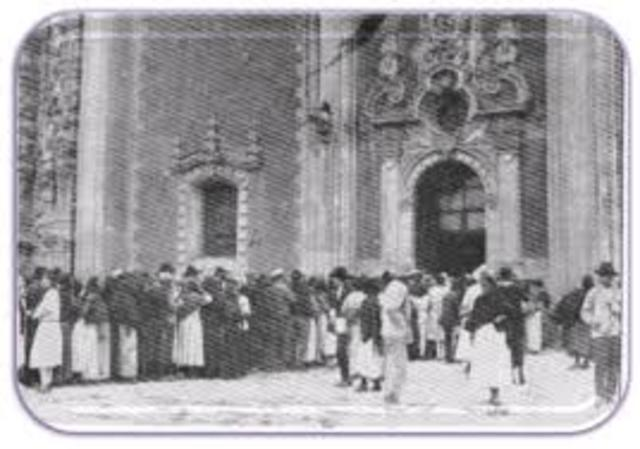 Fndación de la Iglesia católica apostólica