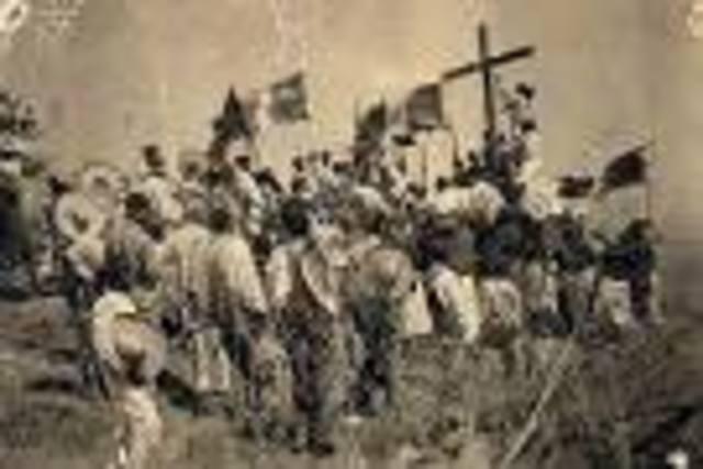 La guerra Cristera