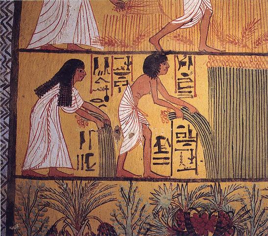 4.1: Egypt: Hunter Gatherers arrive