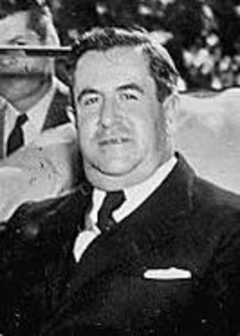 Electo el General Manuel Ávila Camacho