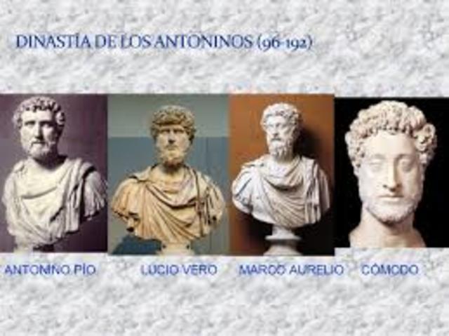 Dinastía de los Antoninos