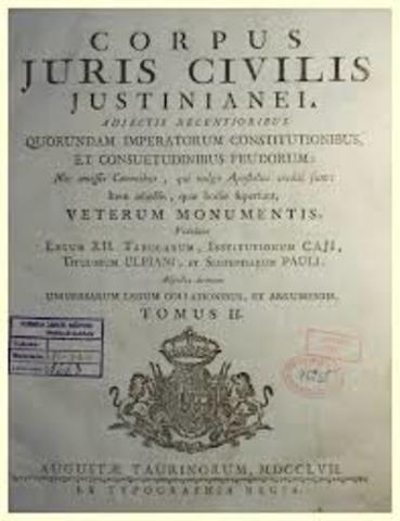 El Código de Justiniano