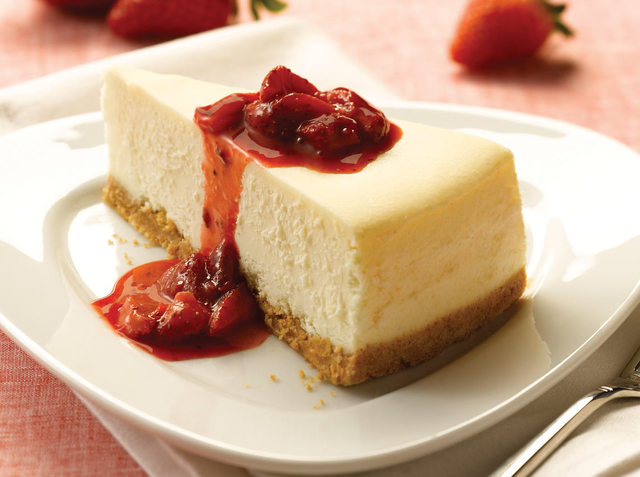 The Invention of Cheesecake