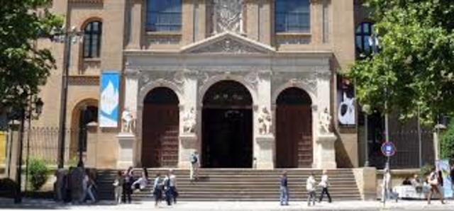 Creación de la universidad de Zaragosa