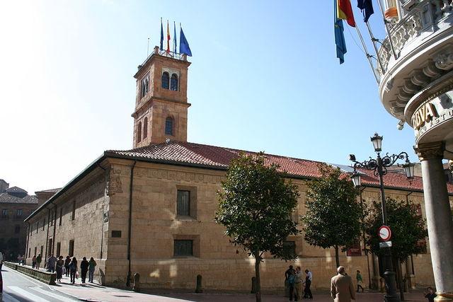 Creacion de la universidad de Oviedo