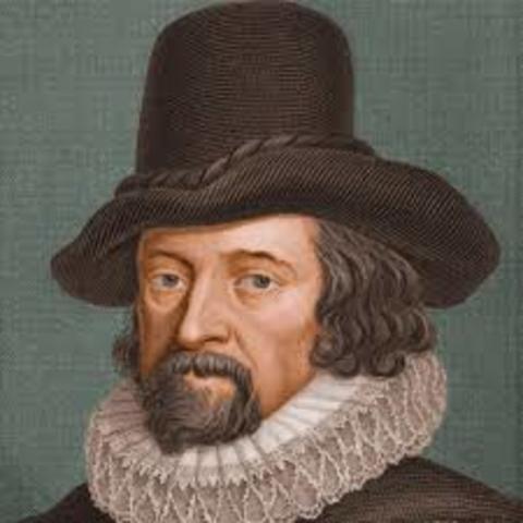 Sir Francis Bacon is born