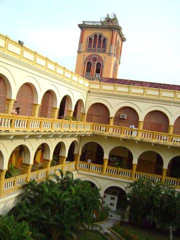Creación de la universidad de Cartagena