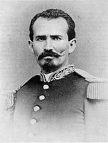 Presidencia de Manuel del Refugio González Flores