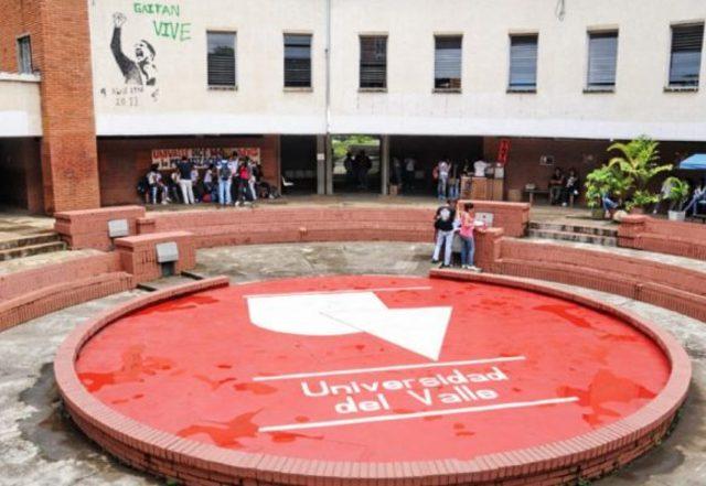 creación de la universidad del valle