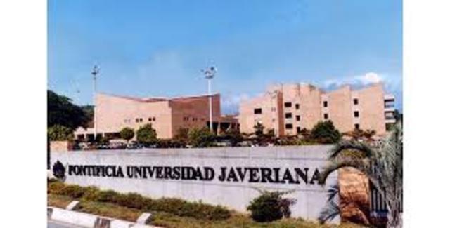 creación de la universidad pontificia javeriana