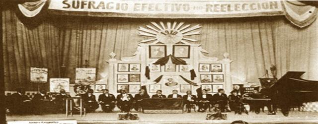 Centro Antirreeleccionista de México