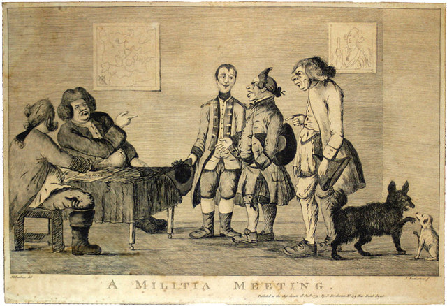Committees of Correspondence, 1773