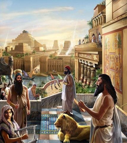 Babilonia (Aprox. 2100 a. C).