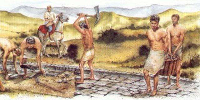 Grecia y Roma (Aprox. 1000 a.C).
